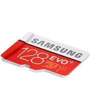 Samsung paměťová karta microSDXC EVO Plus 128GB Class 10 + SD adaptér