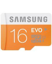 Samsung microSDHC 16GB EVO Class 10 UHS-1 paměťová karta + SD adaptér
