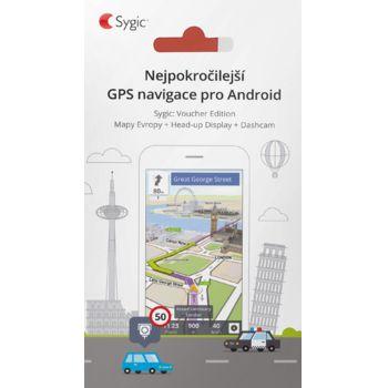 Sygic GPS Navigation - Európa, offline, doživotná aktualizácia máp